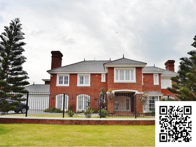 1033 Large Home In Buceo Area Montevideo Real Estate In