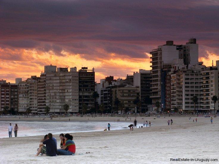 Sunset-Montevideo-Uruguay