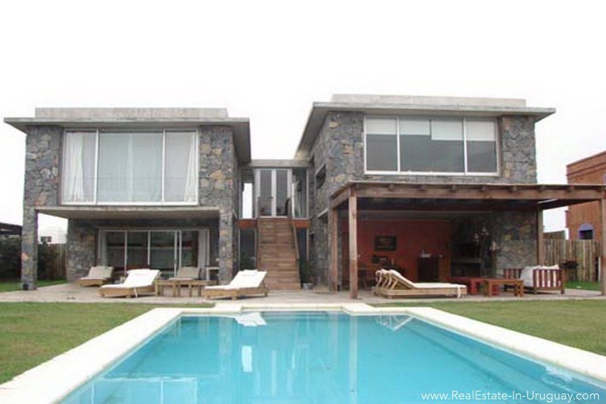 modern beach house club del mar realestate in uruguay modern beach house club del mar house with pool
