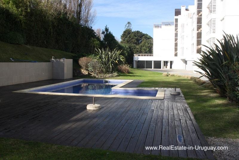 Apartment with Roof Top Terrace in Punta del Este